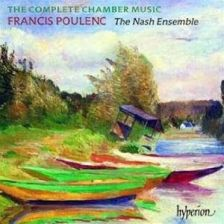 All of Poulenc's chamber music in a single set