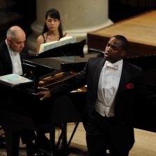 Lawrence Brownlee's performance for Rosenblatt Recitals will be recorded for Sky