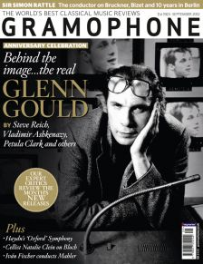 The September issue of Gramophone - on sale now!