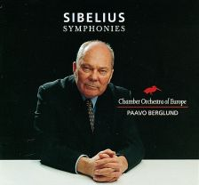 Berglund's third Sibelius cycle was with the 50-person Chamber Orchestra of Euro