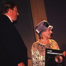 Richard Hickox and Lady Susana Walton
