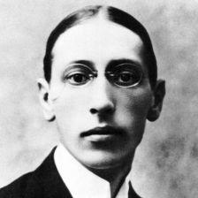 Igor Stravinsky (Tully Potter collection)