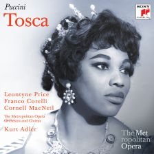 Tosca in Sony Classical's new Met series