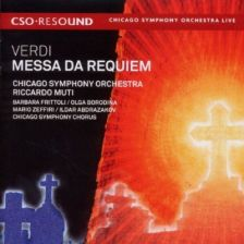 Muti's Verdi Requiem - top Grammy Awards classical winner