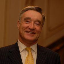 Knight at the opera: ENO chairman Vernon Ellis honoured
