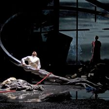 Bryn Terfel and Rosalind Plowright star in Die Walküre at the Royal Opera House