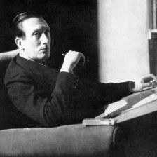 William Walton's birthday (1902-83) was March 29 (Photo: Tully Potter Collection
