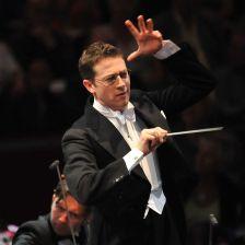 John Wilson, energising the Proms in 2009 (photo: Chris Christodoulou)