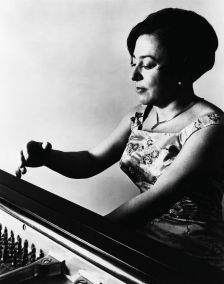 Alicia de Larrocha's 1973 recording balances all the extremes with technical and musical precision (Alamy Stock Photo)