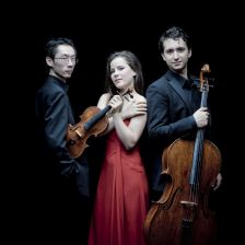 The Amatis Piano Trio are among 2016's BBC New Generation Artists (photo: MarcoBorggreve)