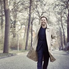 Leif Ove Andsnes: champion of Sibelius's piano music (photo: Gregor Hohenberg)