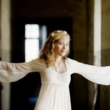 Pentatone signs soprano Anna Lucia Richter (photo: Julia Wesely)