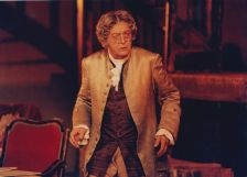 As Richard Strauss's Music Master in Ariadne auf Naxos at the Wiener Staatsoper in 1997 [Photo: Wiener Staatsoper / Axel Zeininger
