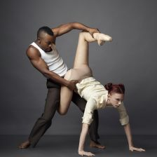 Armitage Gone! dance company will dance to Life Story (photo by Henry Leutwyler)