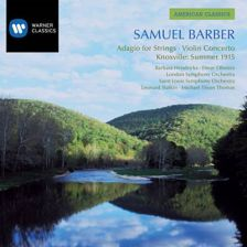 samuel barber a sideways looking genius gramophone co uk five essential barber recordings