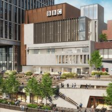 BBC to build new music centre in East London