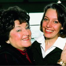 Birgit Nilsson Prize given to Nina Stemme: the two sopranos together in 1996