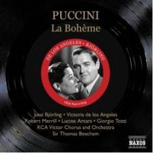 La boheme: Columbus Boychoir; RCA Victor Chorus and Orchestra / Sir Thomas Beecham
