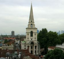 Christ Church in Spitalfields