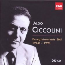French EMI gathered together their Ciccolini recordings on 56 CDs