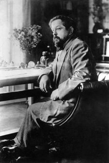 Claude Debussy (photo: Tully Potter Collection)