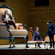 La Clemenza di Tito opens the renovated Teatro San Carlo (credit: Francesco Sque