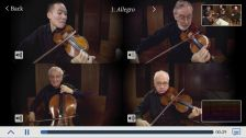 The Juilliard String Quartet app