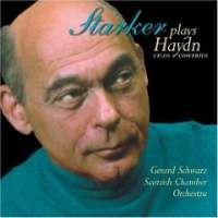 János Starker's Delos recording of the Haydn cello concertos