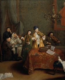 Music as entertainment: the 18th-century divertimento (Photography: akg-images/Cameraphoto)