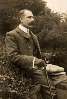 Edward Elgar (photo: Alamy)