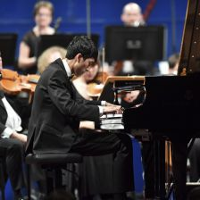 Eric Lu wins Leeds International Piano Competition (photo: Simon Wilkinson Photography)