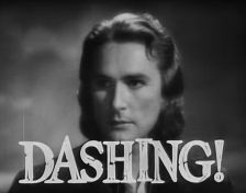 Errol Flynn in the trailer for Captain Blood, a film scored by Korngold