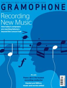 Gramophone May 2015
