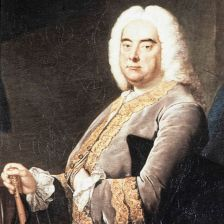 George Frideric Handel (MARKA/Alamy)
