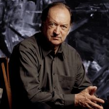 Nikolaus Harnoncourt honoured by the RPS (photo: Marco Borggreve / Warner Classi