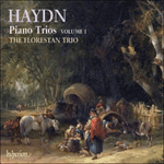 Haydn: Piano Trios Vol. 1