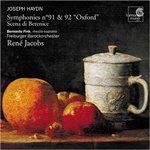 Haydn, Symphonies 91 & 92, Jacobs/FBO