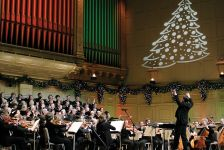 Continuing a seasonal tradition: The Boston Pops Orchestra, for which Leroy Anderson wrote A Christmas Festival in 1950 (photo: Stu Rosner)