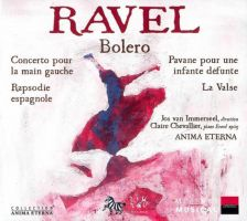 Ravel's Bolero as recorded by Anima Eterna with Jos van Immerseel