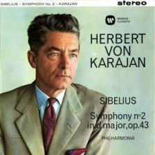 Karajan's recording of Symphony No 2 (Warner Classics' recently remastered edition)