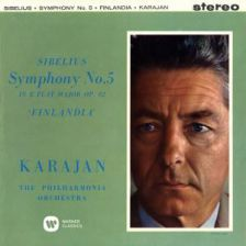 Karajan's recording of Symphony No 5 (Warner Classics' recently remastered edition)