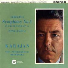 Karajan's recording of Symphony No 5 (Warner Classics' recently remastered edition)