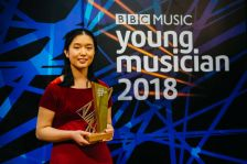 16-year-old pianist Lauren Zhang