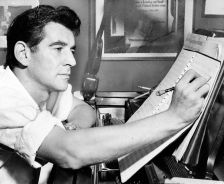 Leonard Bernstein (photo: Alamy)