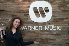 Lucienne Renaudin Vary joins Warner Classics