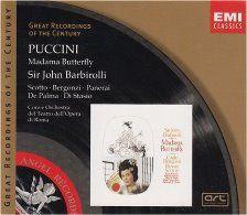Puccini: Madama Butterfly (Sir John Barbirolli)