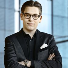 The Oslo Philharmonic's new Chief, Klaus Mäkelä (photo: Cheikki Tuuli)