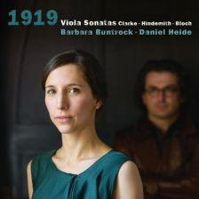 AVI8553304. 1919 - Viola Sonatas