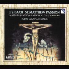 Bach's St Matthew Passion