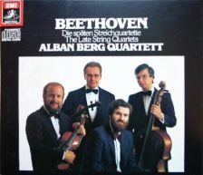 Beethoven's Late Quartets